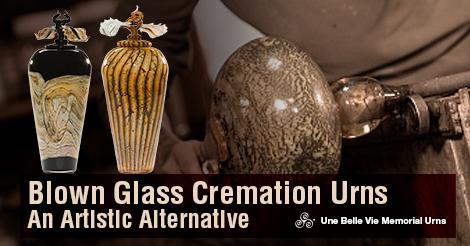 blown-glass-urns