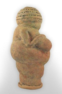 custom cremation urn willendorf side