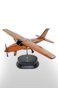 custom cremation urn - airplane