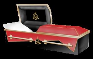 klingon casket