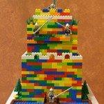 Lego Urn