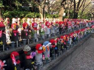 unborn children garden - how to create a memorial