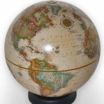 World Traveler Urn