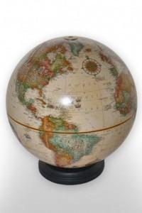 World Traveler Urn