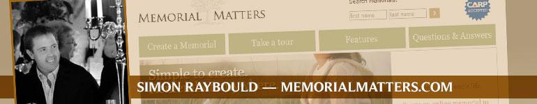 memorial-matters