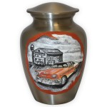 Classic Car Custom Keepsake Urn