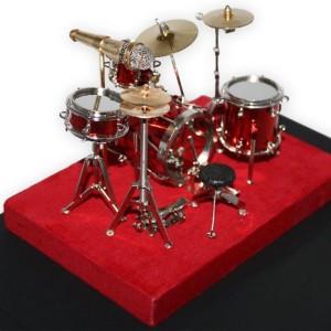 Drum Solo Guitar Urn