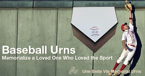 baseball-urns