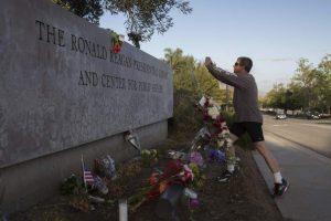 Nancy Regan Memorial