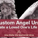 Angel Urns for Ashes