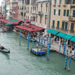 Ah, Venice! Scattering Ashes Overseas