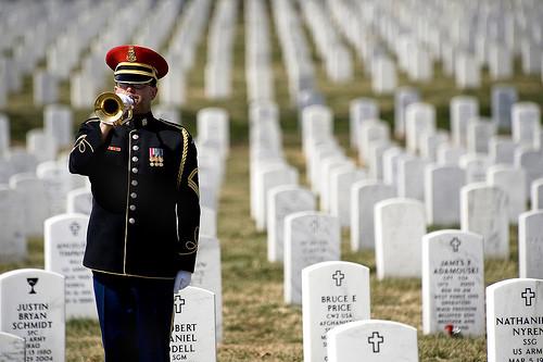 Funeral Etiquette: Military Funerals | Une Belle Vie