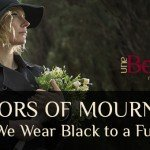 Why We Wear Black to a Funeral