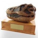Custom Urn: Celebrating Archaeology — Dinosaur Urn