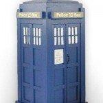 TARDIS Urn
