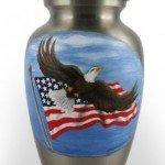 Custom Urns for WWII and Vietnam War Veterans
