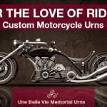 Custom Motorcycle Urns for Motorcycle Enthusiast