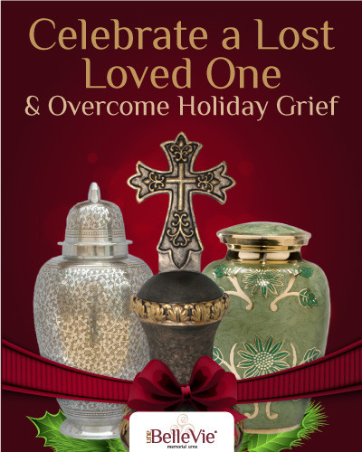 Turn your Holiday Grief into a Celebration of Life this Holiday Season!