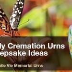 A Beautiful Butterfly Urn for Your Remembrance