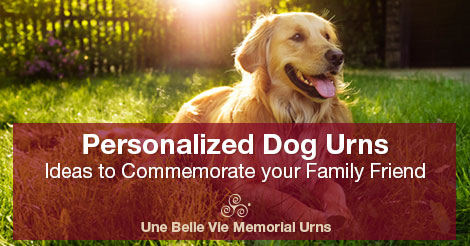 Custom Dog Shaped Urn Ideas To Commemorate Your Family Friend