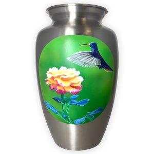 Hummingbird urn